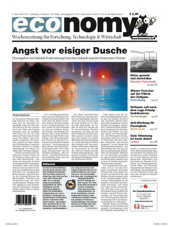 Heft Archiv 2006 - Seite 7