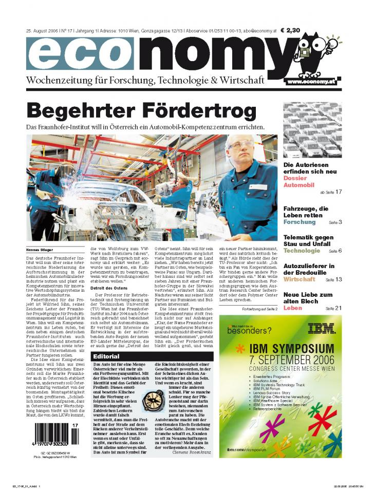 Heft Archiv 2006 - Seite 17