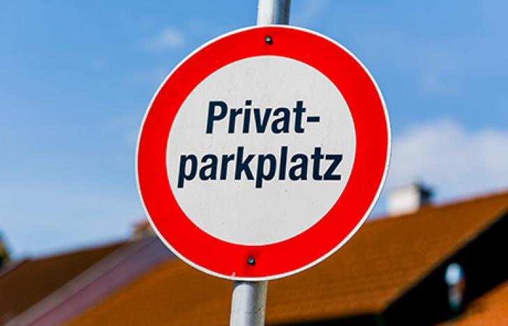 Privat im öffentlichen Verkehr