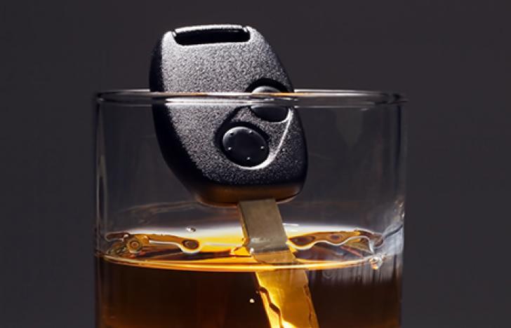 Steigende Unfälle und Verletzte durch Trunkenheit am Steuer