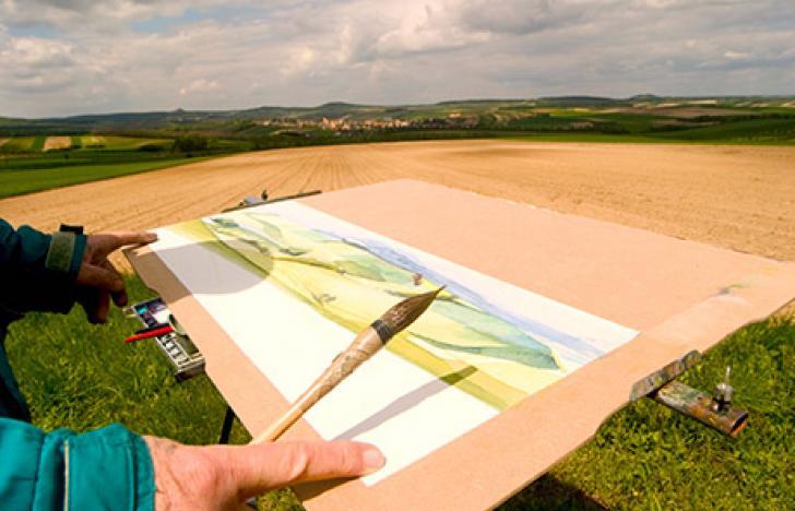 Niederösterreichs Ateliers laden zum Kunstbesuch
