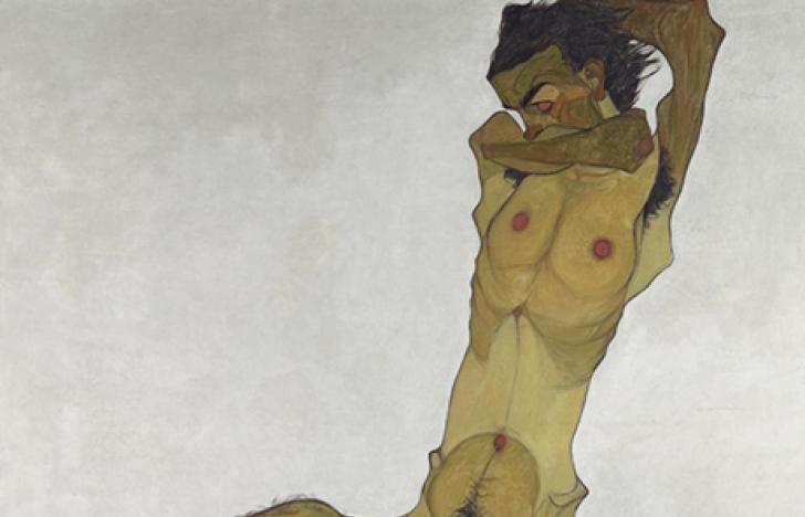 Umfassende Egon Schiele Jubiläumsschau