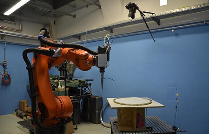 Der Roboter als Künstler