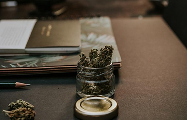 Cannabisstoff lindert Symptome bei Parkinson