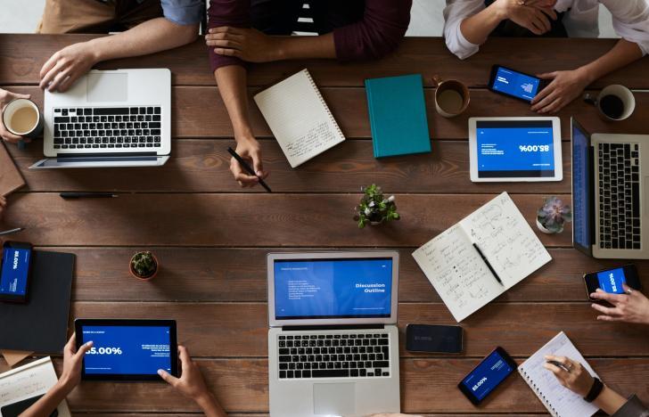 Erweiterte Partnerschaft für Unternehmens-IT
